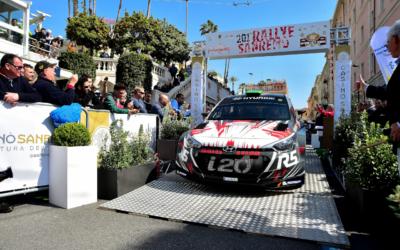 Il Rally di Sanremo