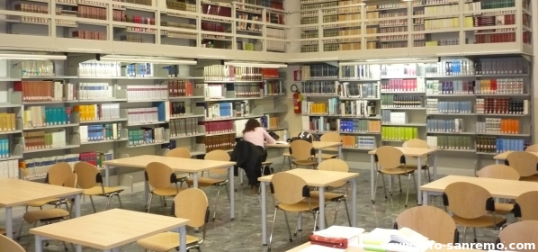 Biblioteca civica Francesco Corradi