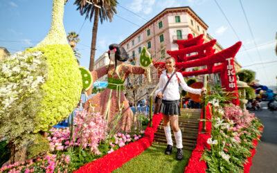 I Carri Fioriti – Sanremo in Fiore